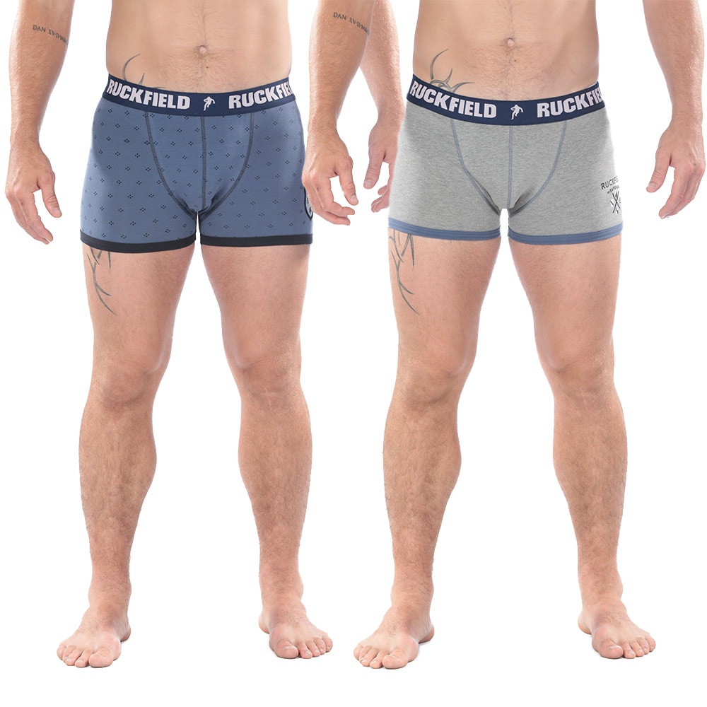 Lot de 2 boxers We Are Rugby