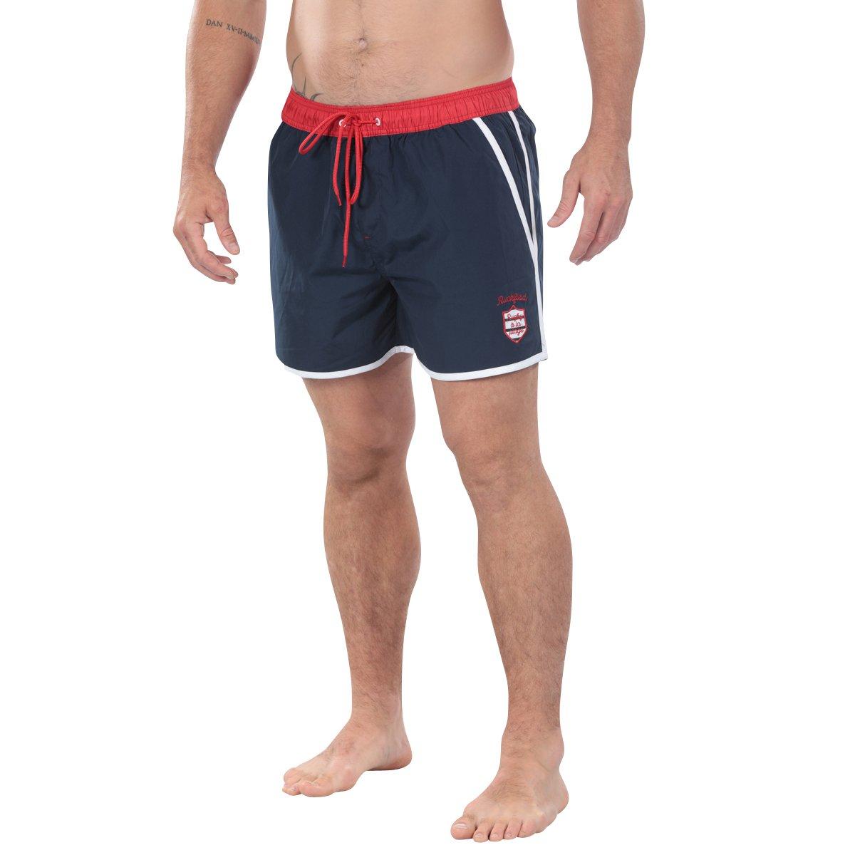 Short de bain Rugby à la Plage