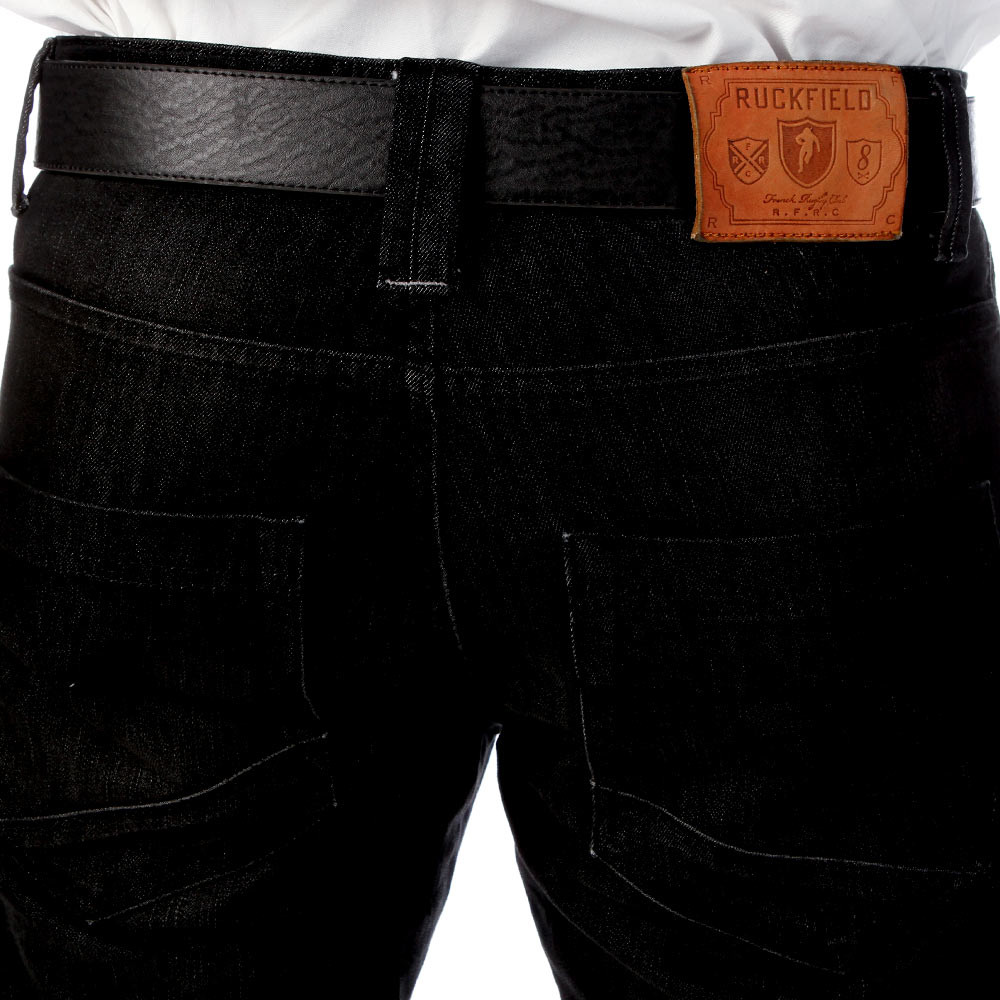 jean noir homme jeans et pantalons bas homme ruckfield. Black Bedroom Furniture Sets. Home Design Ideas