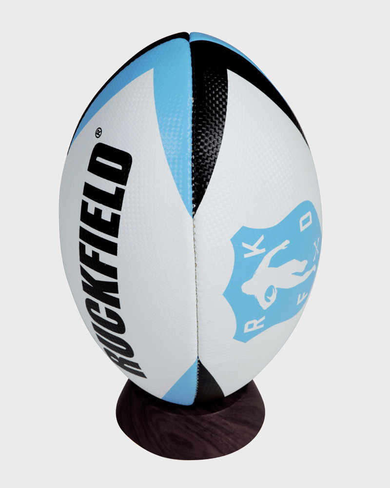 Ballon Rugby Plage