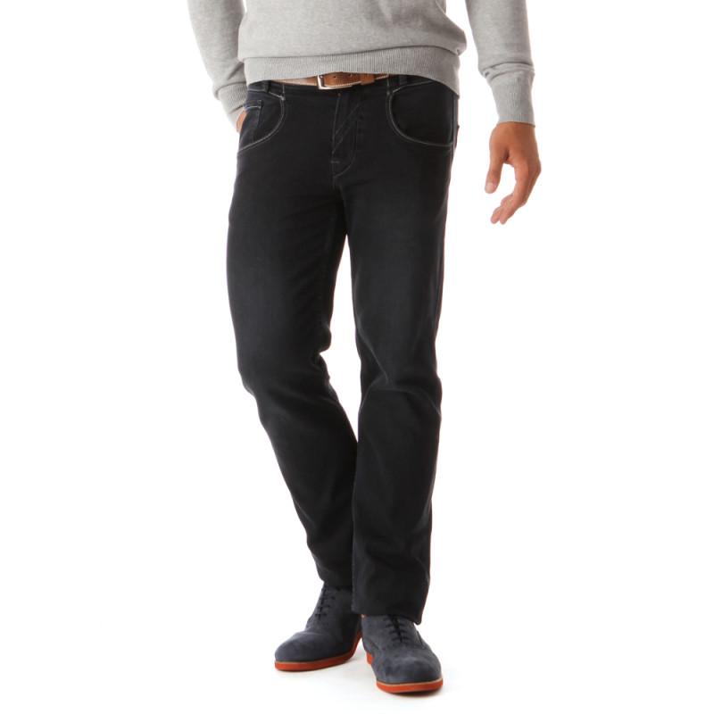 Jeans Regular Délavé