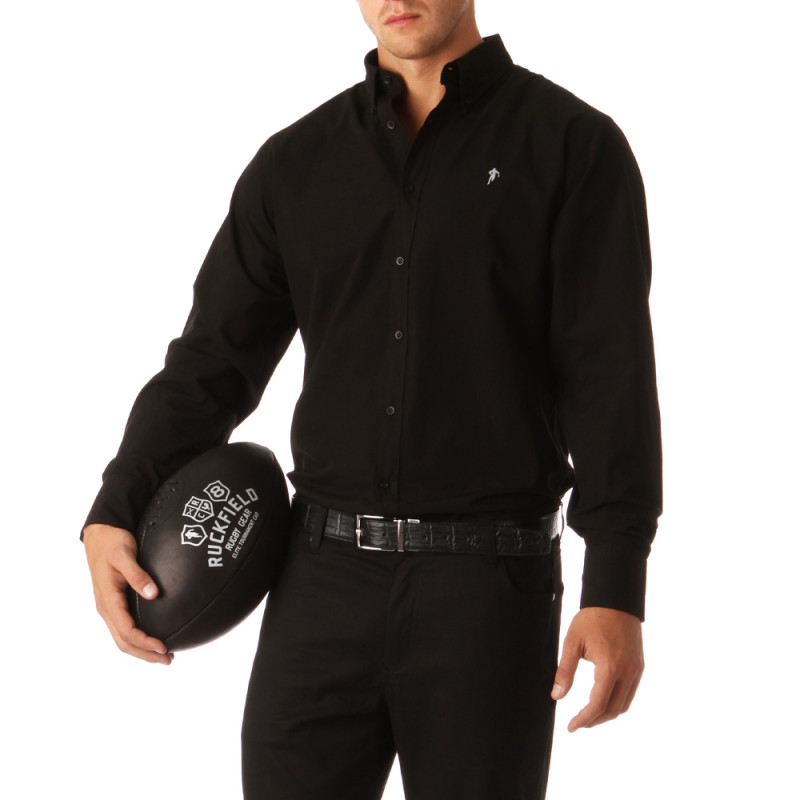 Chemise Unie Rugby Essentiels