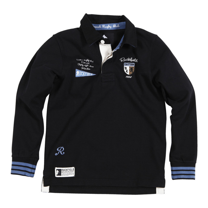 Polo Rugby Coton Kids