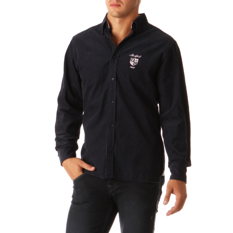 Chemise Velours Rugby Classic