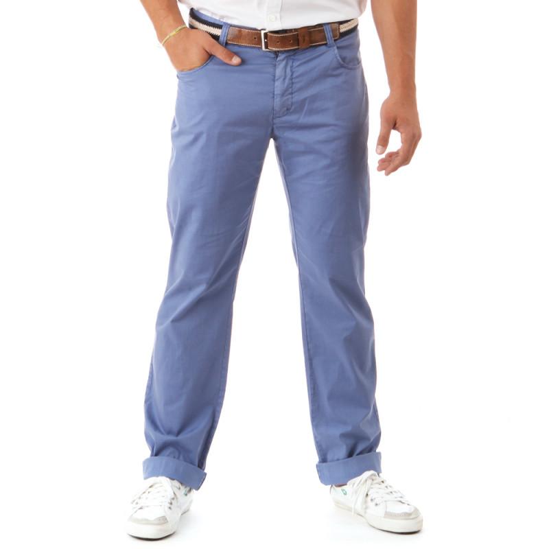 Pantalon chino Preppy colors