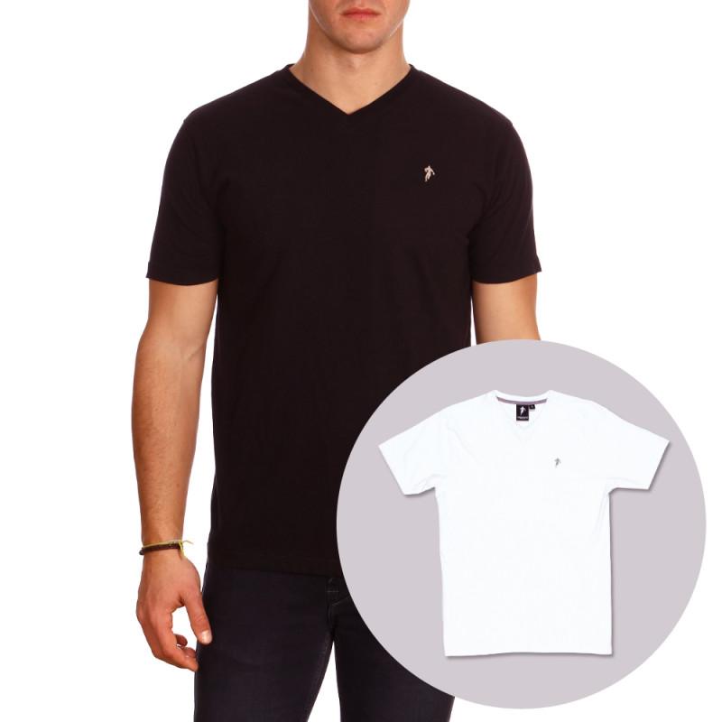Lot de 2 T-shirts rugby