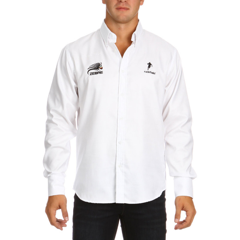 Chemise rugby Zebre