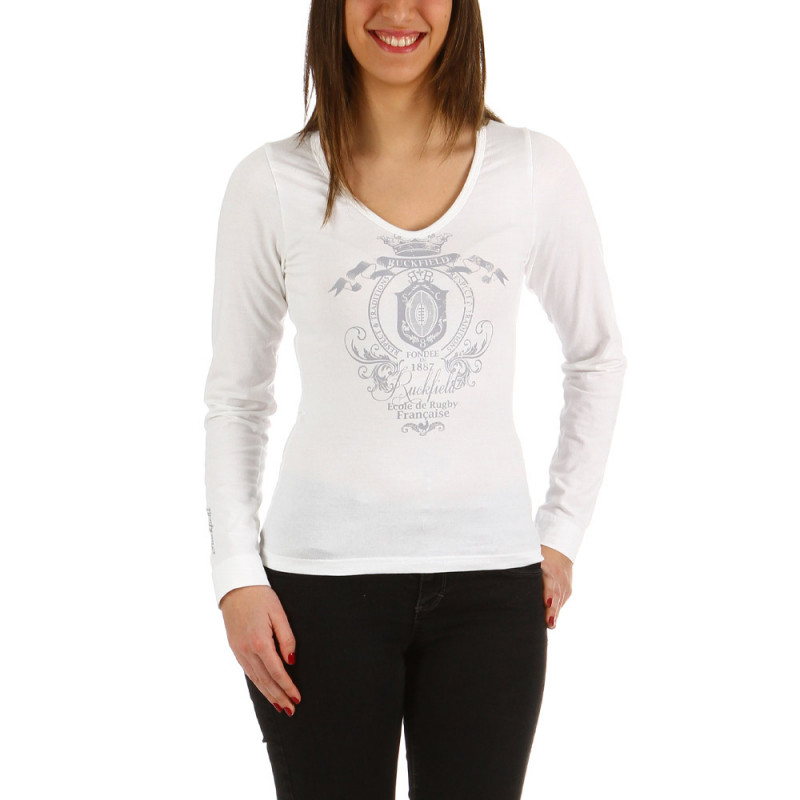 T-shirt French Rugby School