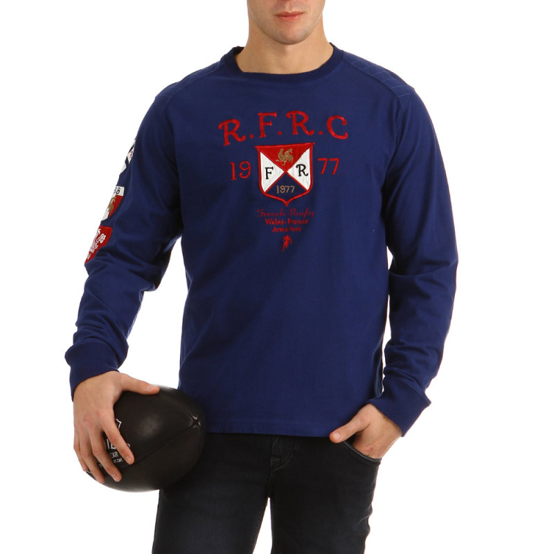 T-shirt rugby France