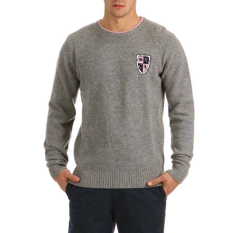 Pull rugby Silver