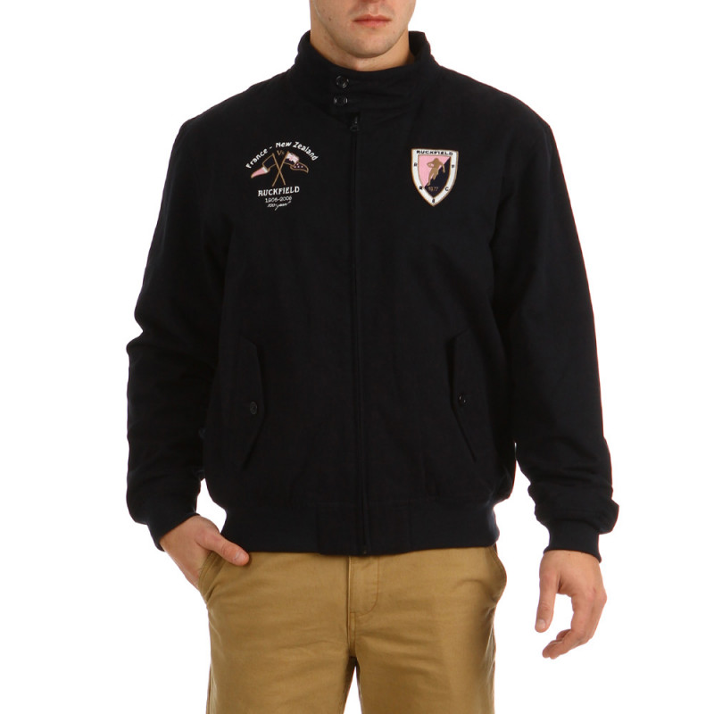 Blouson France vs New Zealand