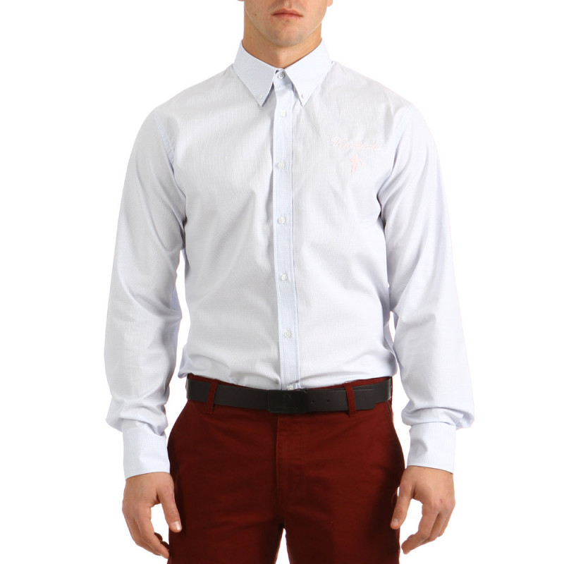 Chemise rugby White Sky