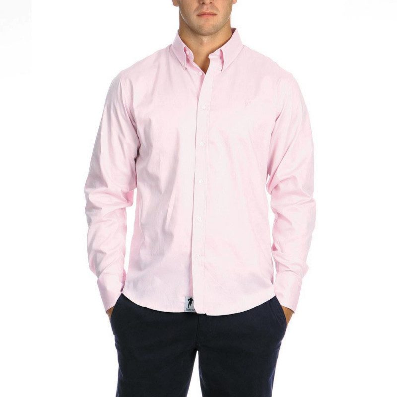 Chemise Chabal Oxford Rose