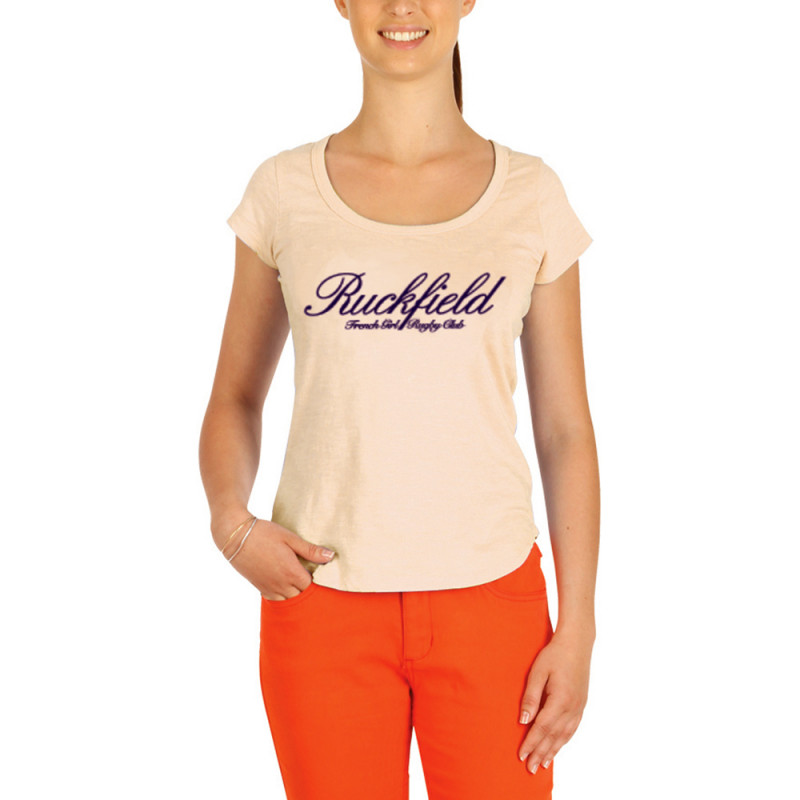 T-shirt Ruckfield Girl