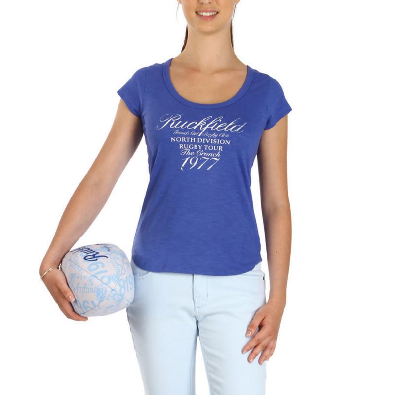 T-shirt Women The Crunch