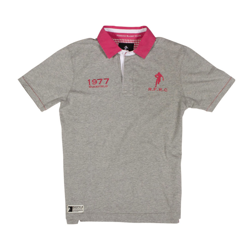 Polo Kids Gray Vichy