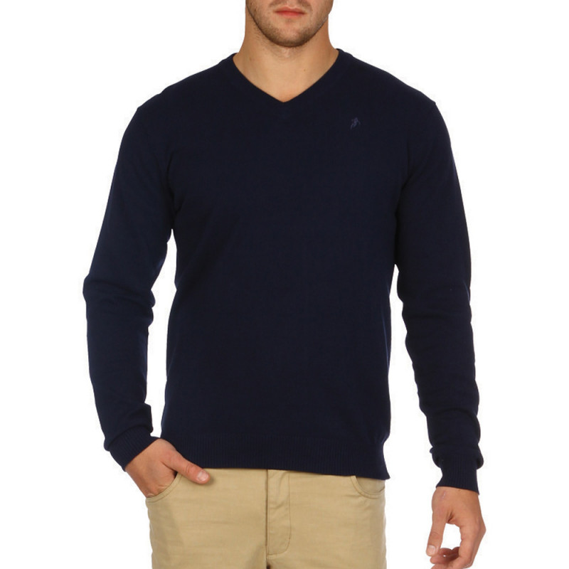 Pull Bleu Rugby Essentiels