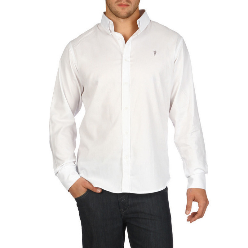 Chemise White Cotton