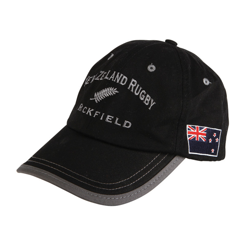 CASQUETTE NEW ZEALAND RUCKFIELD