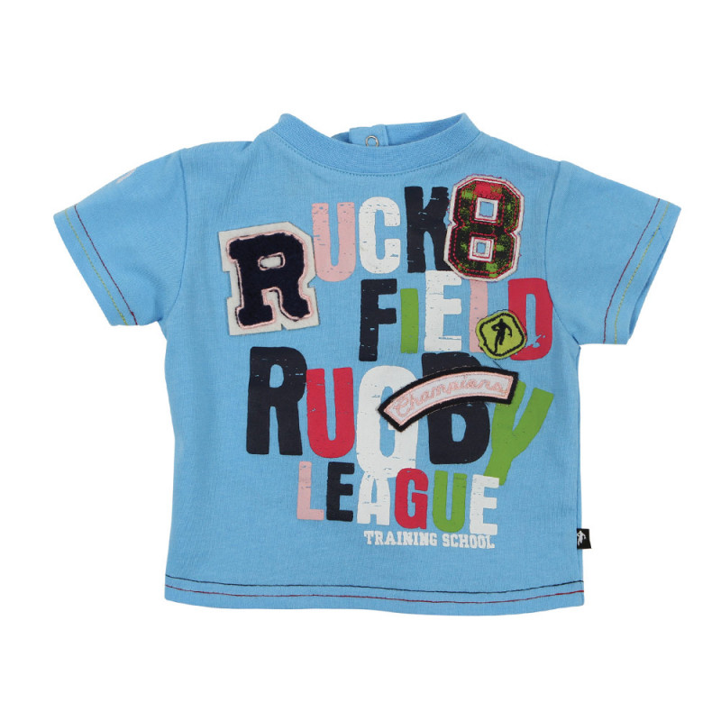 T-shirt Baby Rugby League