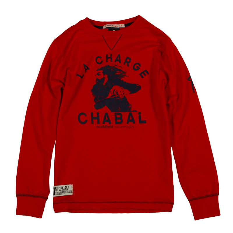 T-shirt La Charge Rugby Kids