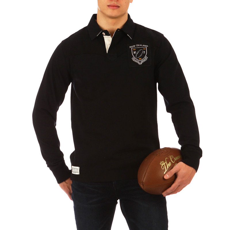 Polo Rugby Collector Noir