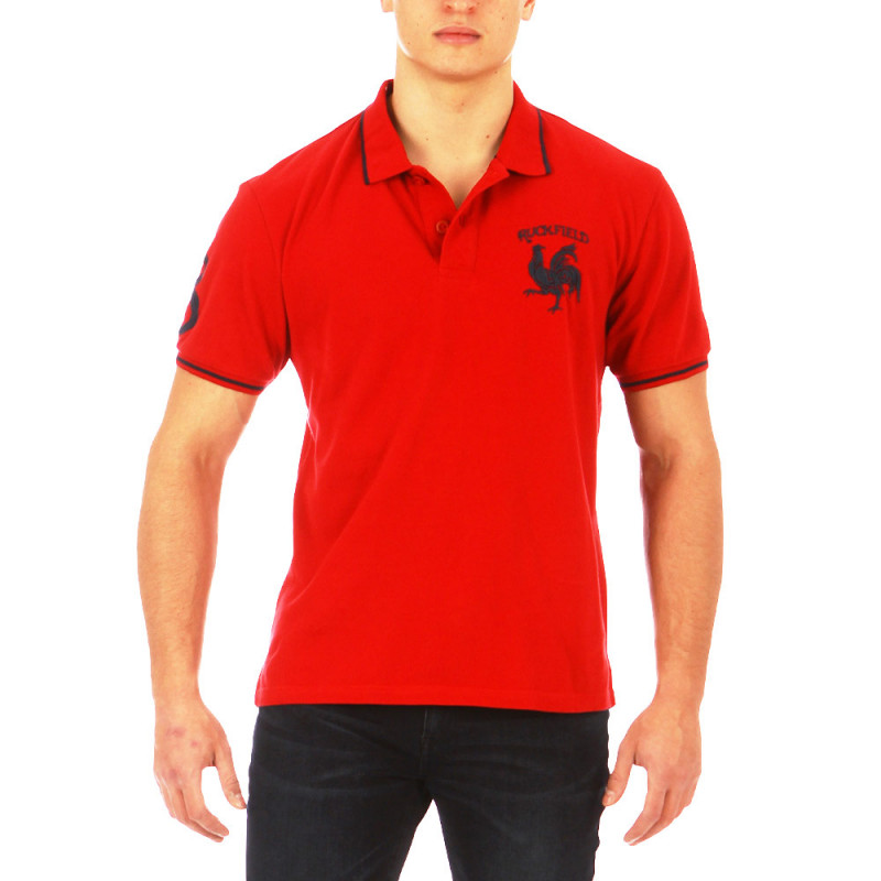 Polo France Passion Rouge