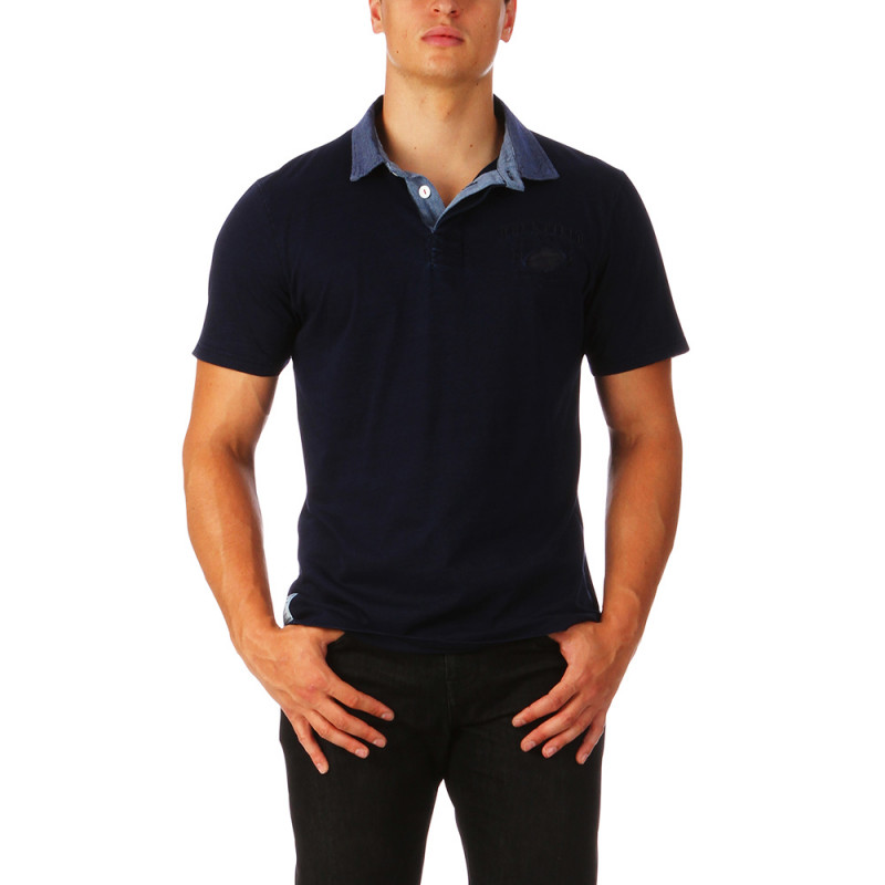 Polo homme Rugby Plage