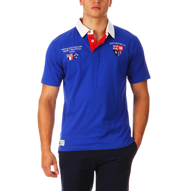Polo homme The Crunch