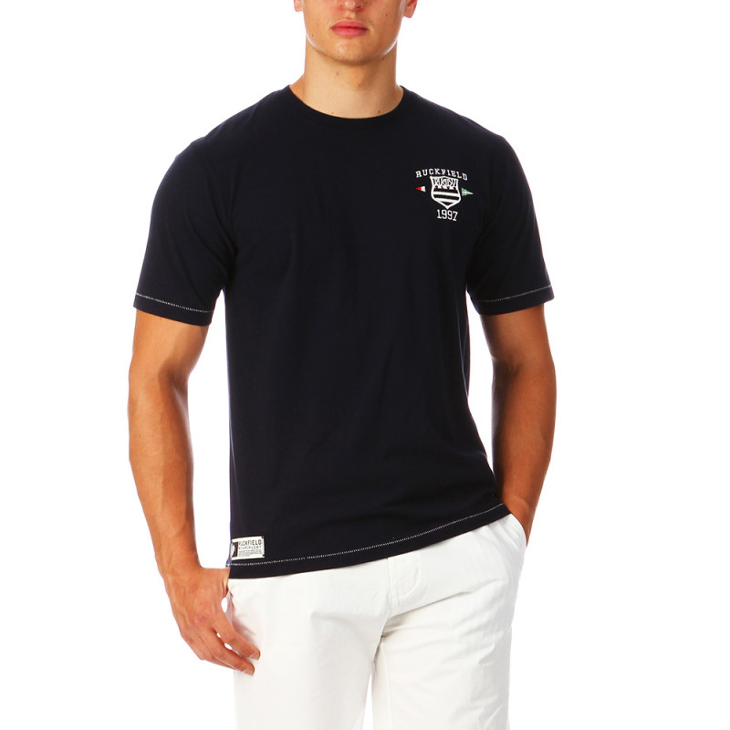 Tee shirt rugby plage
