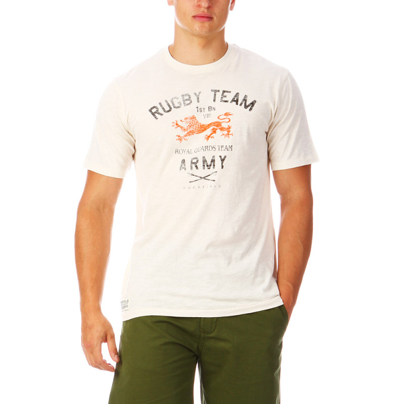 Tee shirt homme Rugby Chabal