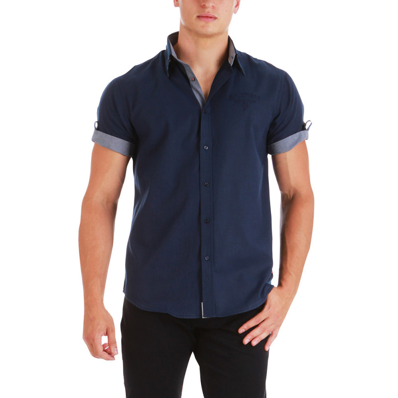 Chemise homme Rugby plage
