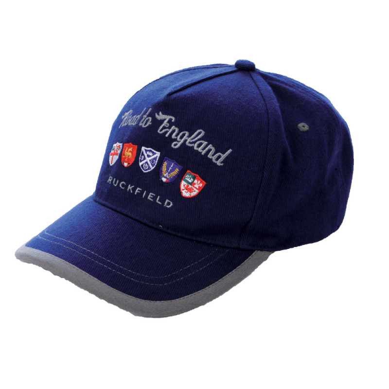 Casquette rugby road to England