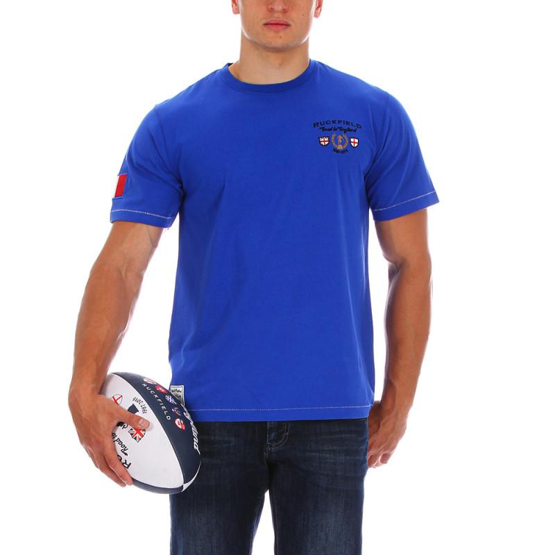 T-shirt de rugby Italie