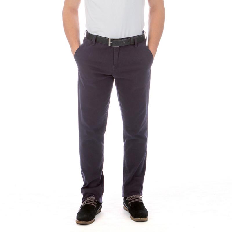 Pantalon rugby chino bleu foncé