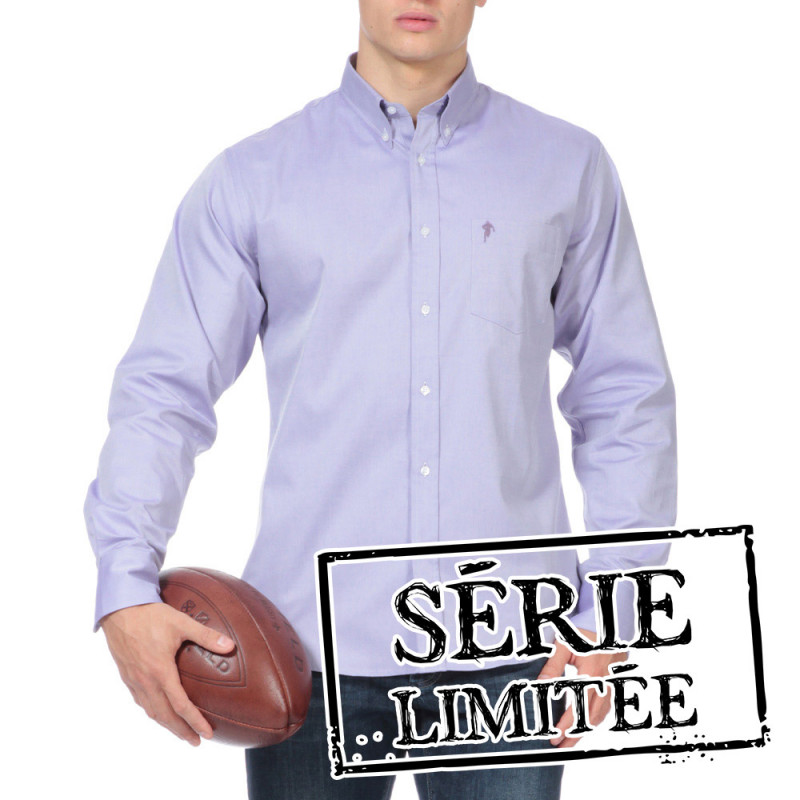 Chemise Chabal Parme