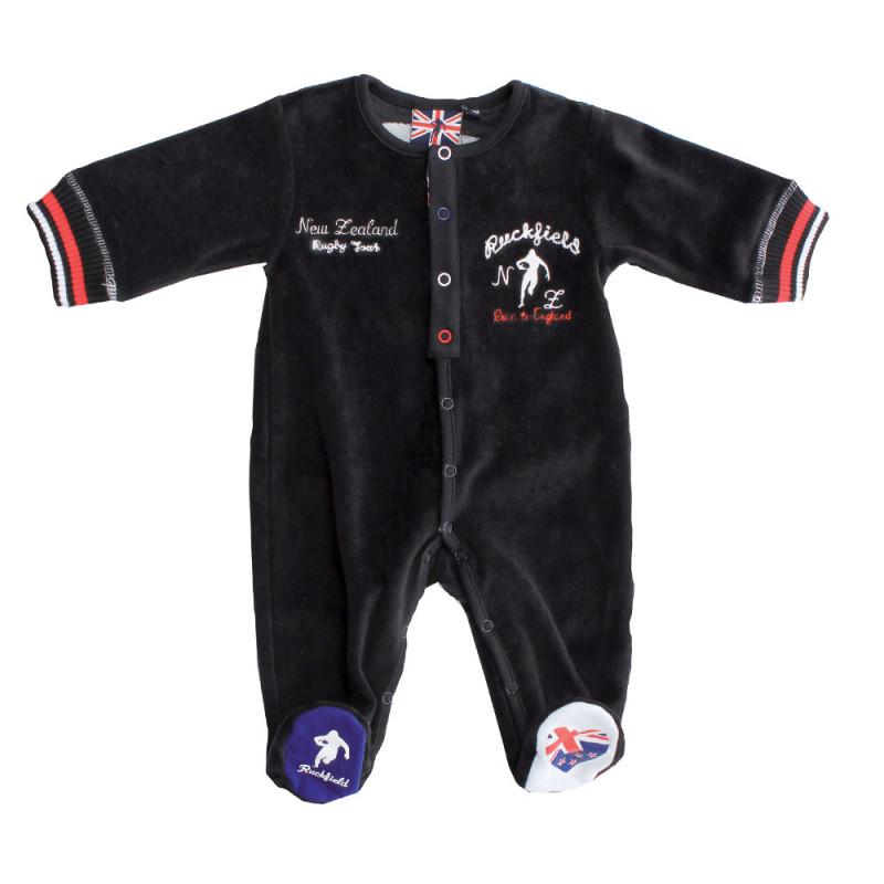 Pyjama noir Nouvelle zélande
