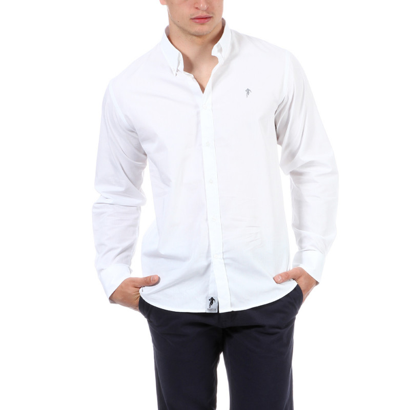 Chemise blanche Chabal