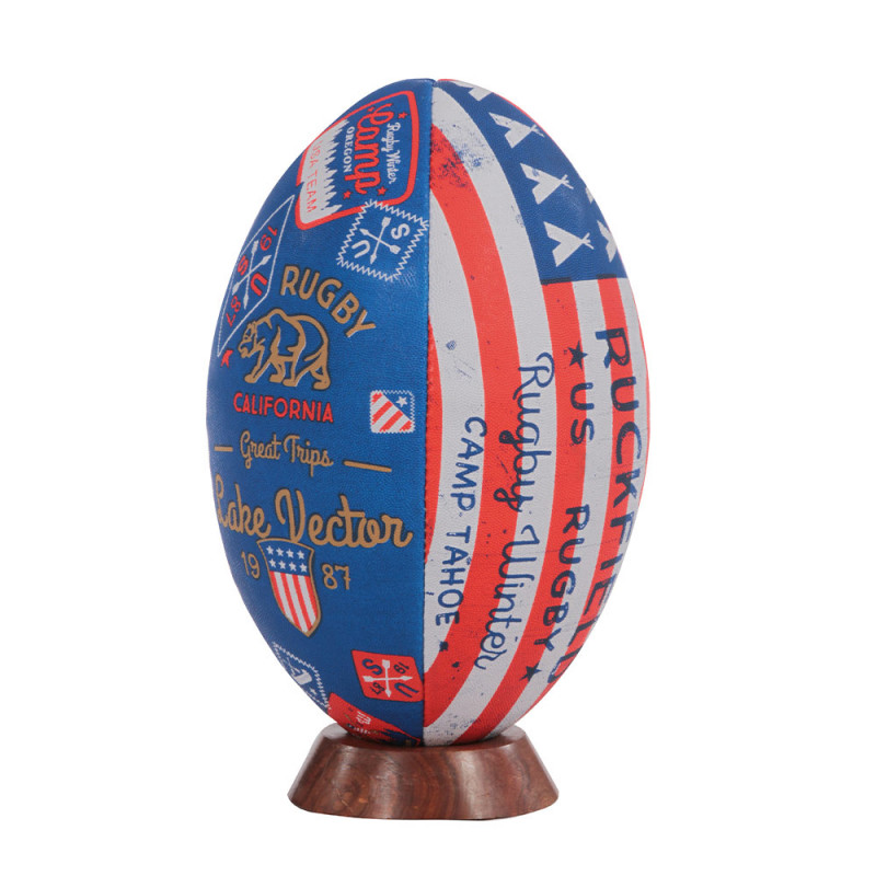 Ballon rugby US
