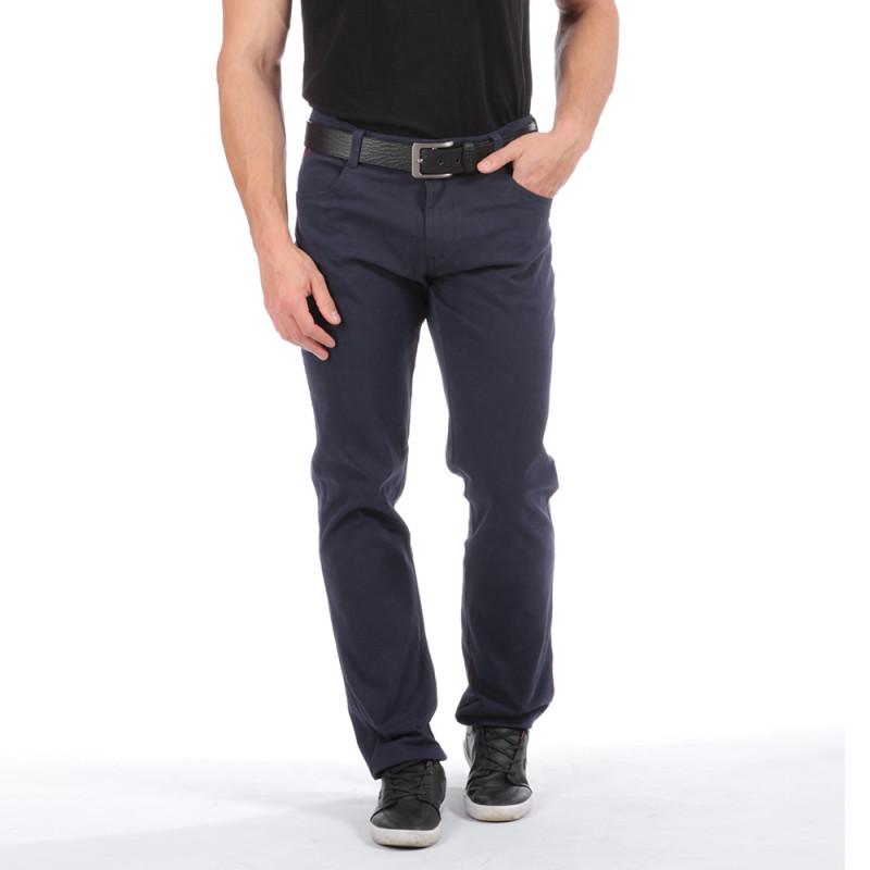Pantalon bleu marine 5 poches Ruckfield