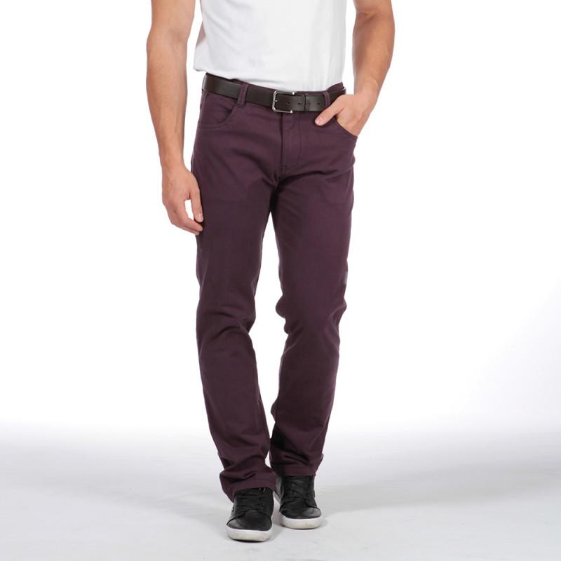 Pantalon violet 5 poches Ruckfield