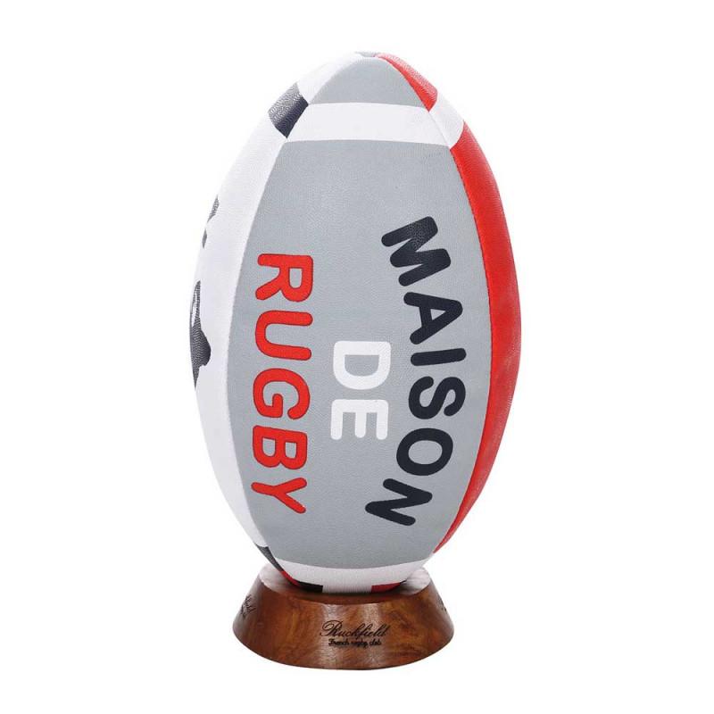 Ballon de rugby Maison de Rugby