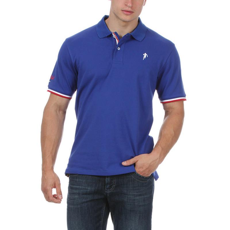 Polo rugby bleu France