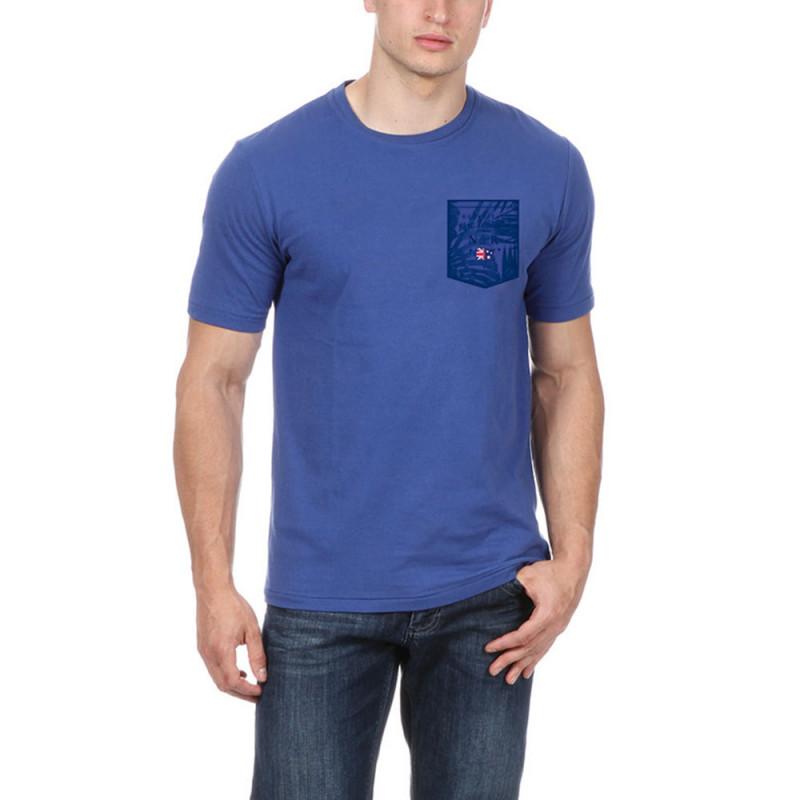 T-shirt avec poche New Zealand