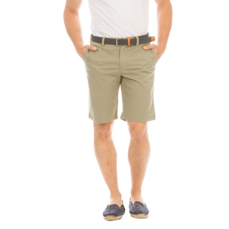 Bermuda chino kaki