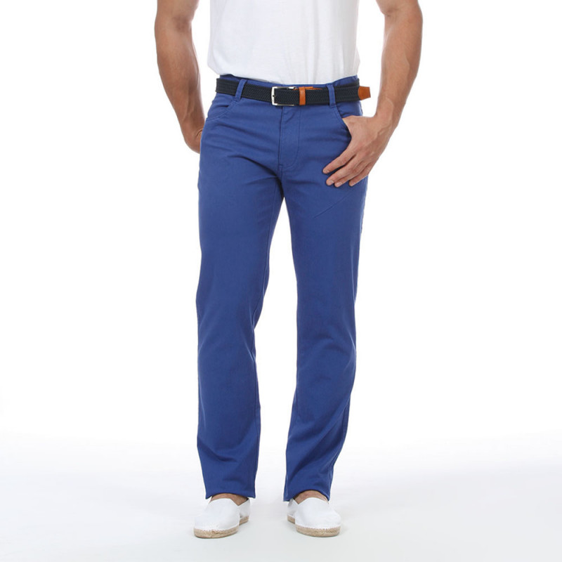 Pantalon bleu royal rugby