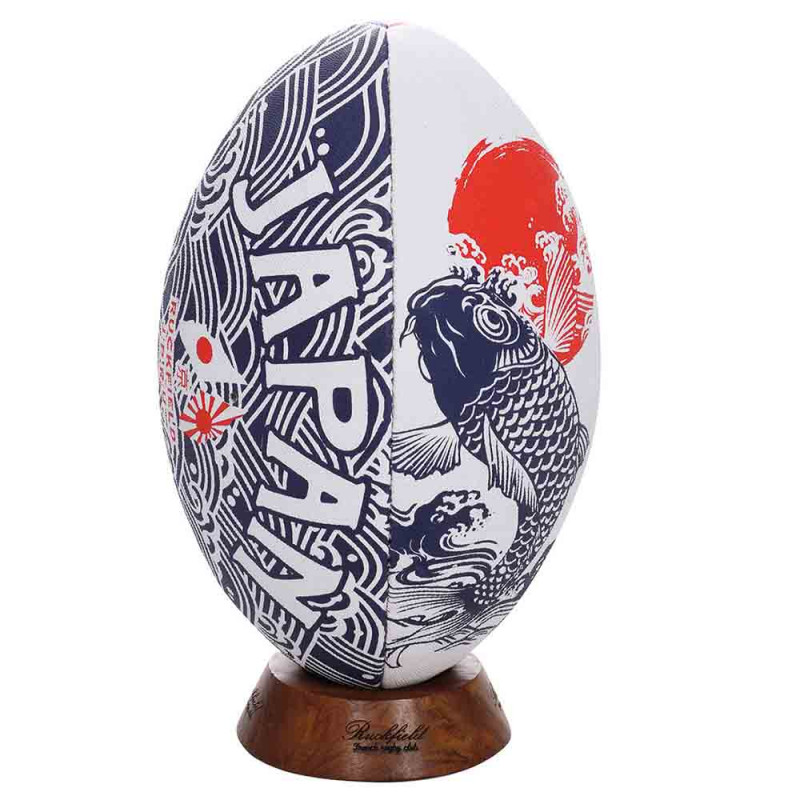 Ballon Japan rugby