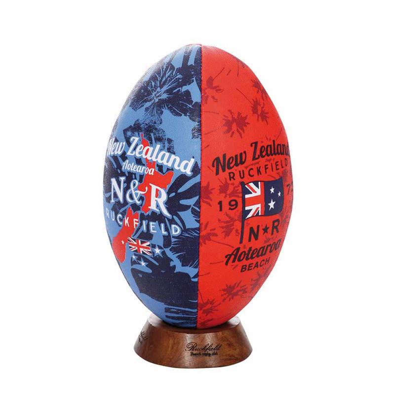 Ballon de rugby Nouvelle Zélande