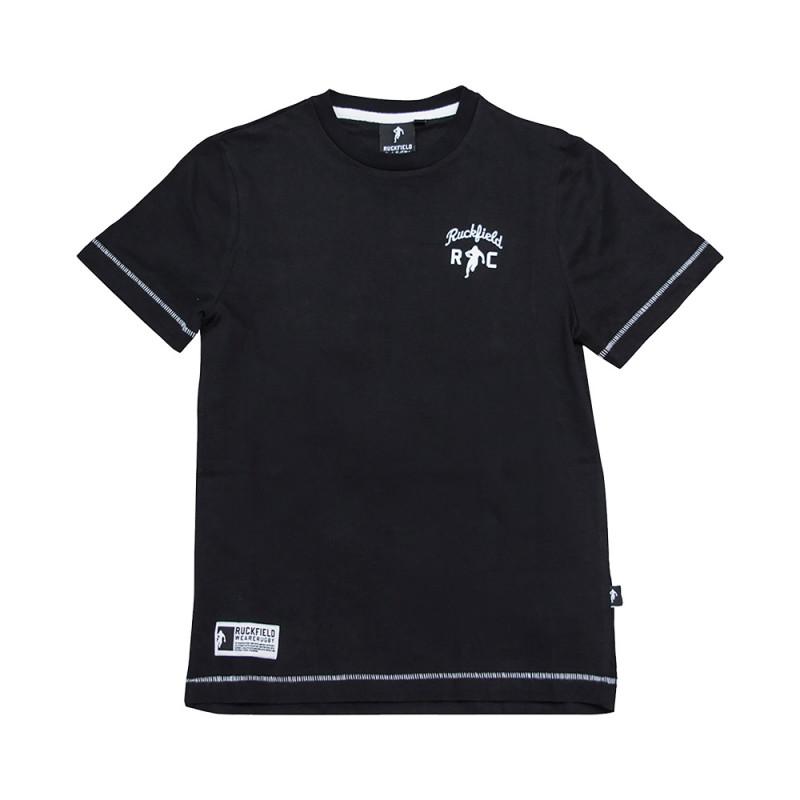 T-shirt Enfant Le Chabal Noir