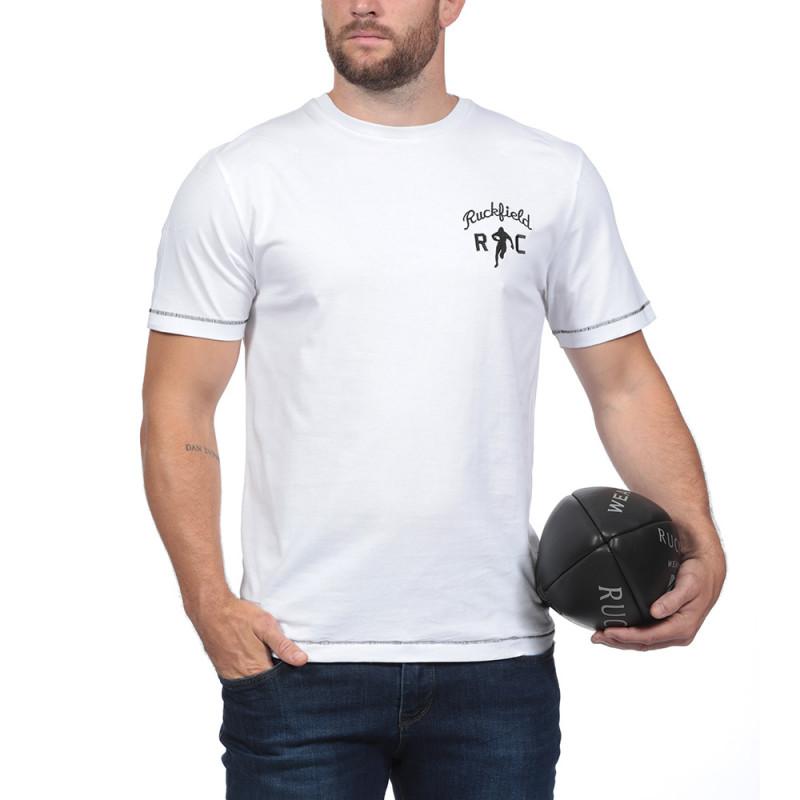 T-shirt Le Chabal Blanc